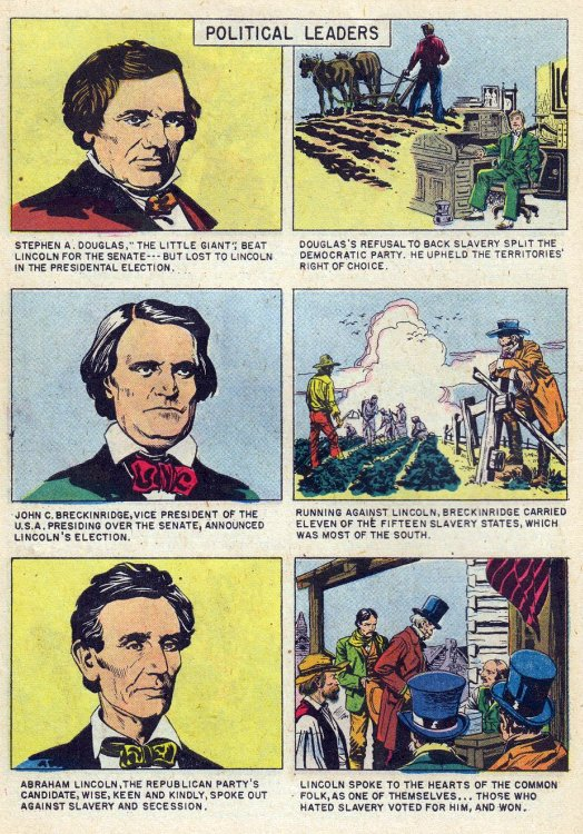 Atomic kommie comics reading room abraham lincoln life story part 6 reading room abraham lincoln life story part 6 fandeluxe Image collections