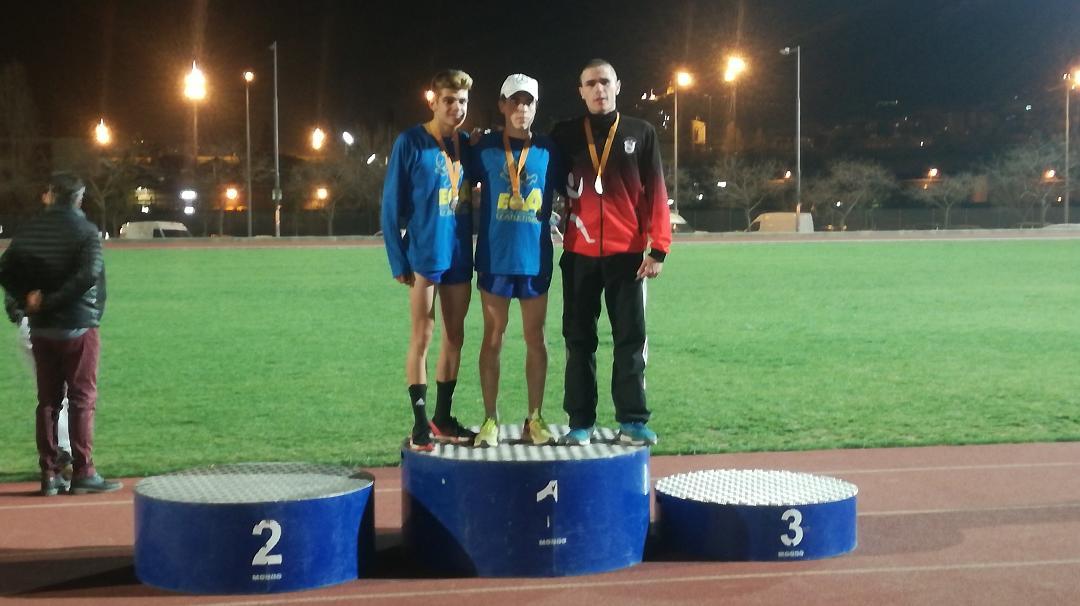 Campionat de Catalunya de 10.000 m.ll.