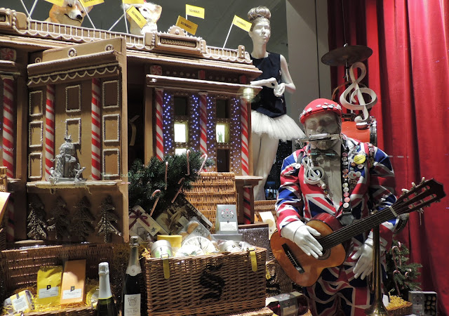 Christmas Hampers at Selfridges