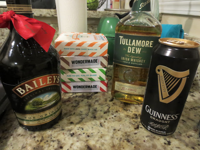 Eat with Grace: Guinness, Whiskey, and Baileys Hot Chocolate