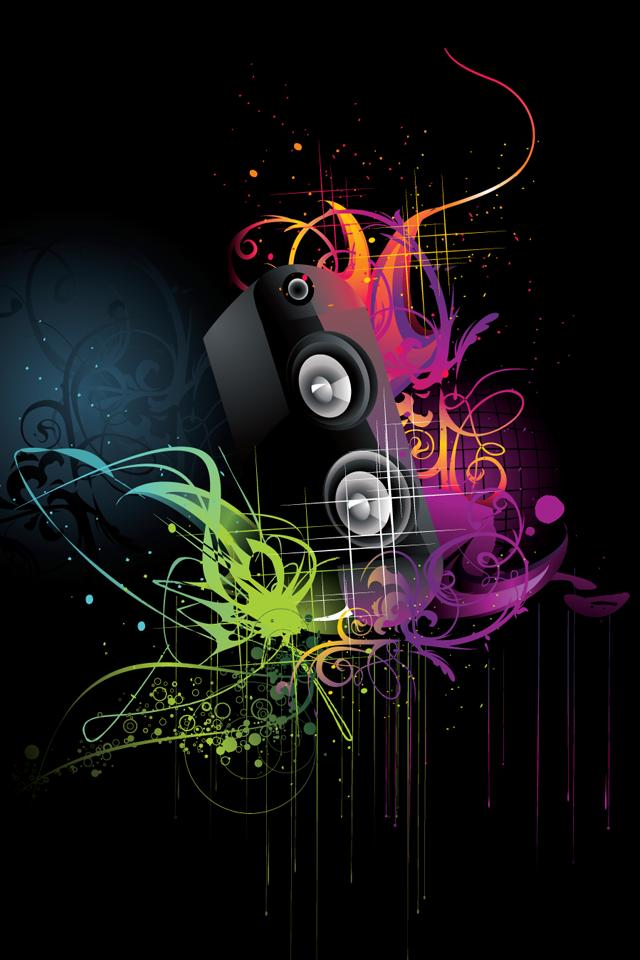 Iphone 5 Wallpaper Hd Music wallpaper free: music ...