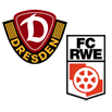 Dynamo Dresden - Rot-Weiß Erfurt