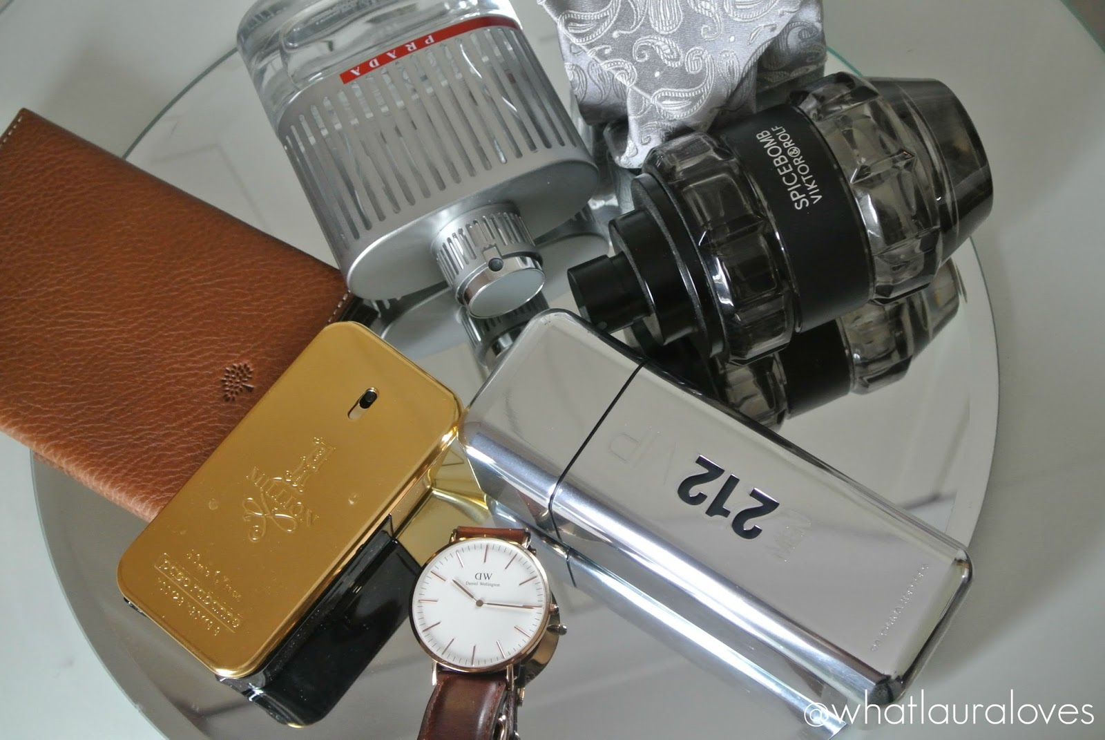 Top 5 luxury gift ideas for men what laura loves for Luxurious gifts for him