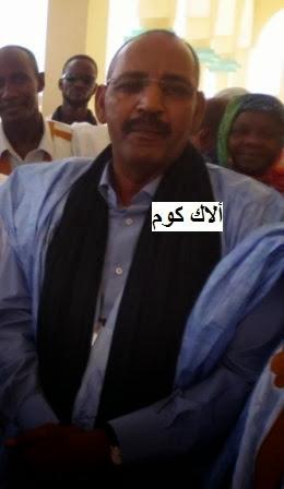 والى الولاية أحمدو ولد عبد الله