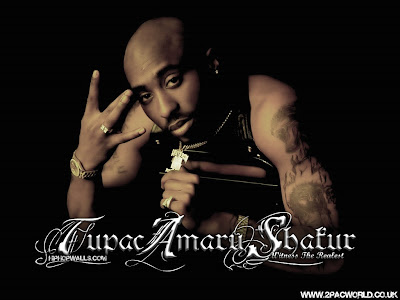 street hiphop - 2 pac gangsta