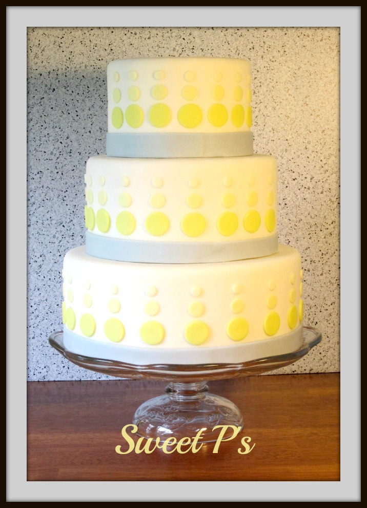 Wedding Cake Trends in the Mid-South for 2014 | Sweet P\'s Cake ...