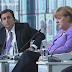 Путин рассказал Меркель пошлый анекдот. Реакцию немки стоит видеть! (ВИДЕО)
