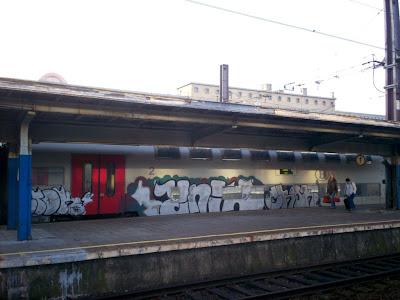 graffiti spots