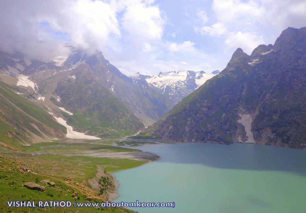 Sheshnag Lake , Amarnath Yatra