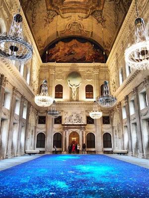 Palacio Real de Amsterdam (Koninklijk Paleis) - Burgerzaal