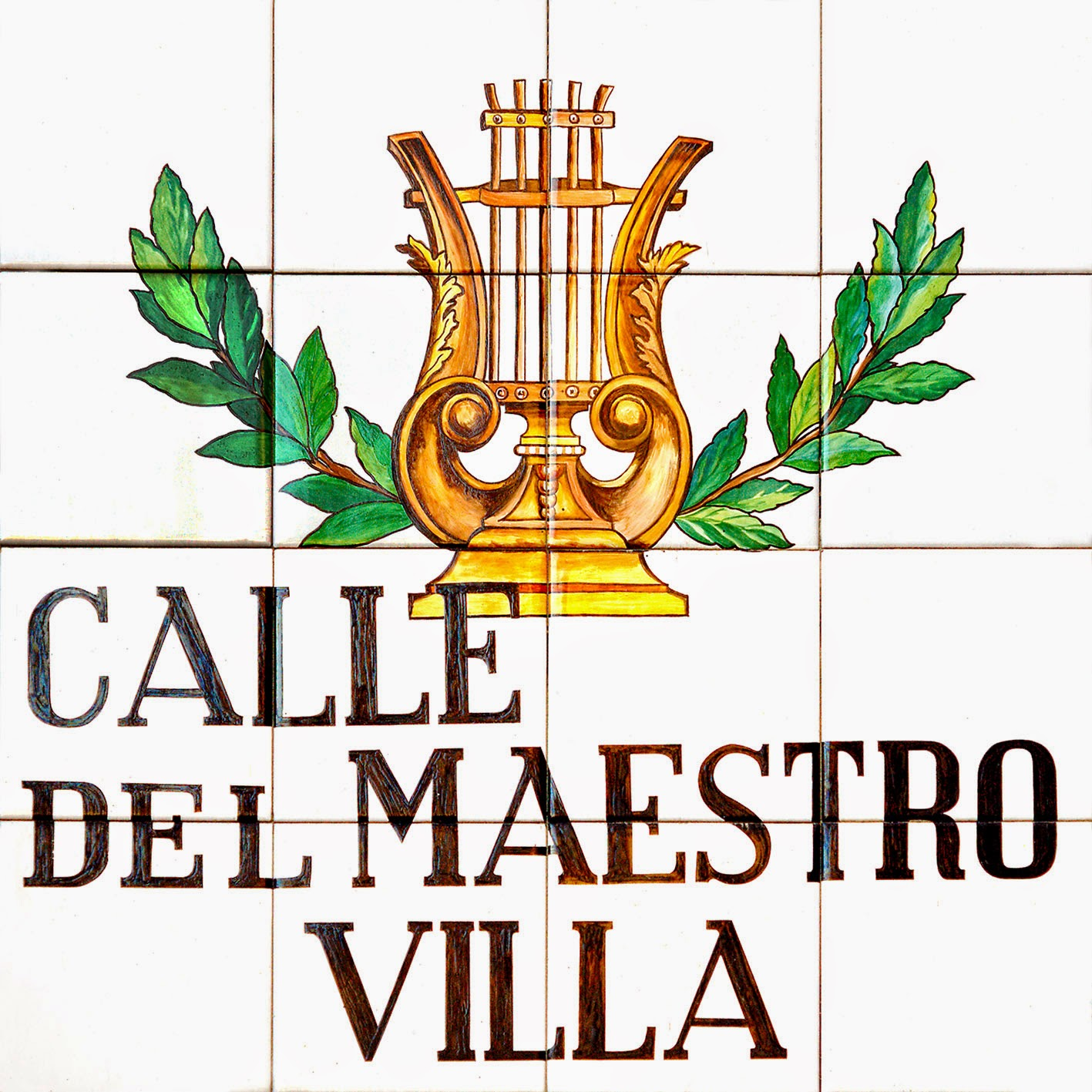 Calle del Maestro Villa