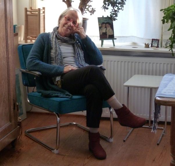 Ik kan vliegen een nieuwe stoel - Stoel nieuwe kunst ...