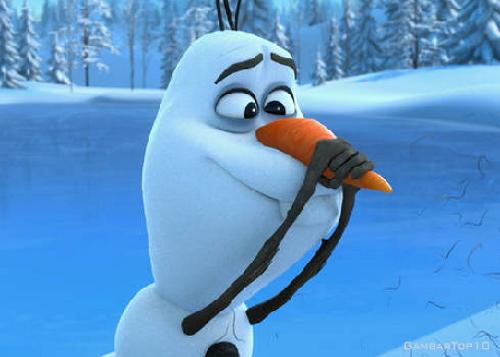 10 gambar olaf di film frozen gambar top 10