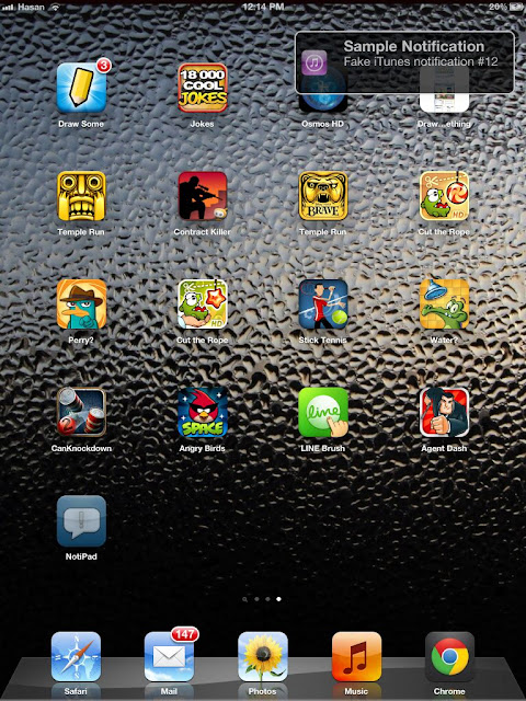 Best Tweak iPad