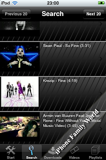 Download aTube Video Downloader 5.0.1-1 (v5.0.1-1) | iphone family world | iphone family