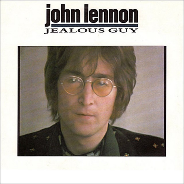 Jealous Guy. John Lennon