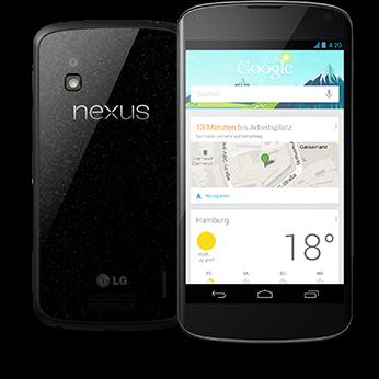 Android, Android Smartphone, Google, LG, Nexus, Nexus 4, Smartphone