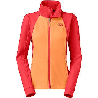 Sports authority coupon 25% : The North Face Women's Momentum Full-Zip Fleece Jacket