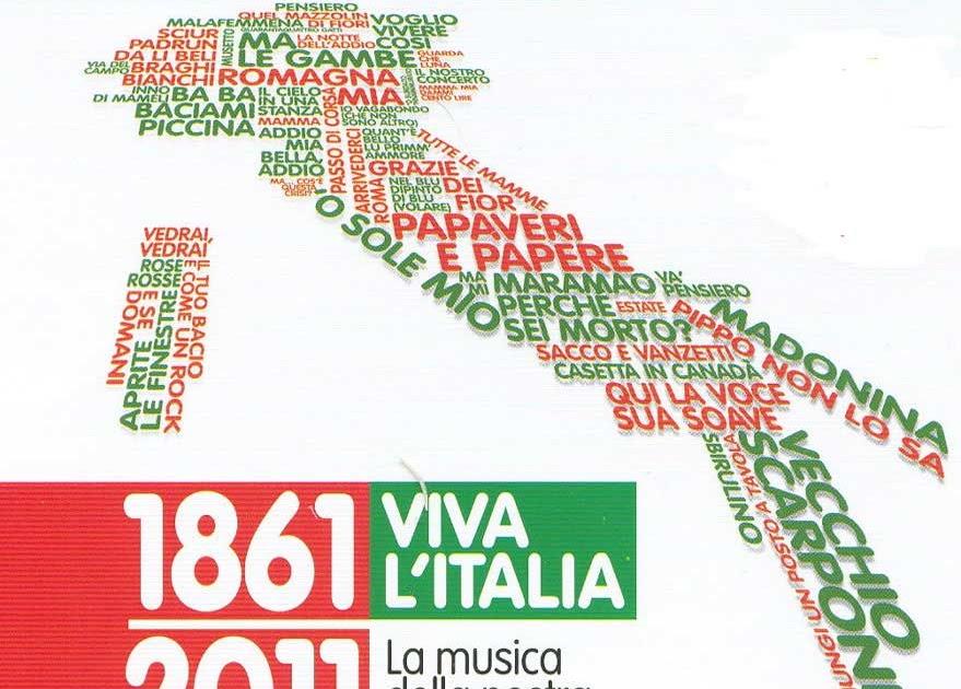 Solo compilation aa vv viva l 39 italia 1861 2011 - Franca raimondi aprite le finestre ...
