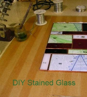 DIY - Stained Glass