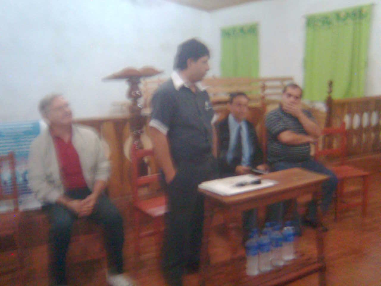 Visita a Misiones Abril/2014 Invitado por los Foros de Seguridad