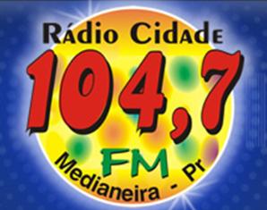 Rádio Cidade FM de Medianeira PR ao vivo