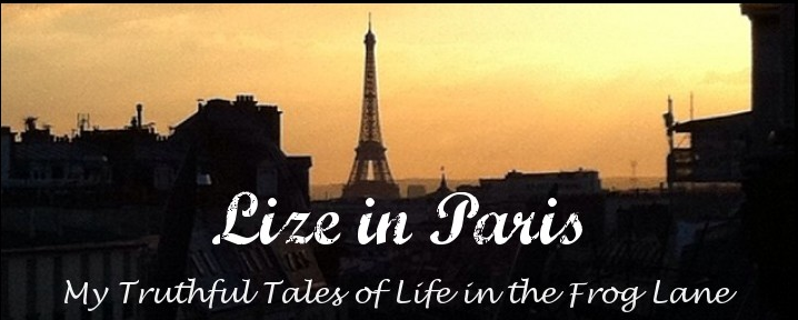 Lize in Paris