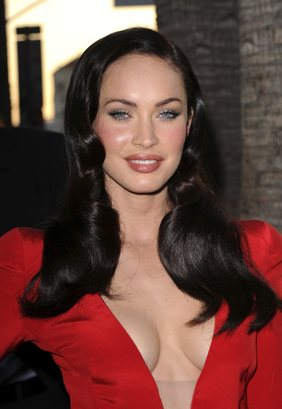 Funny Image Clip Megan Fox Hairstyles Lifestyle