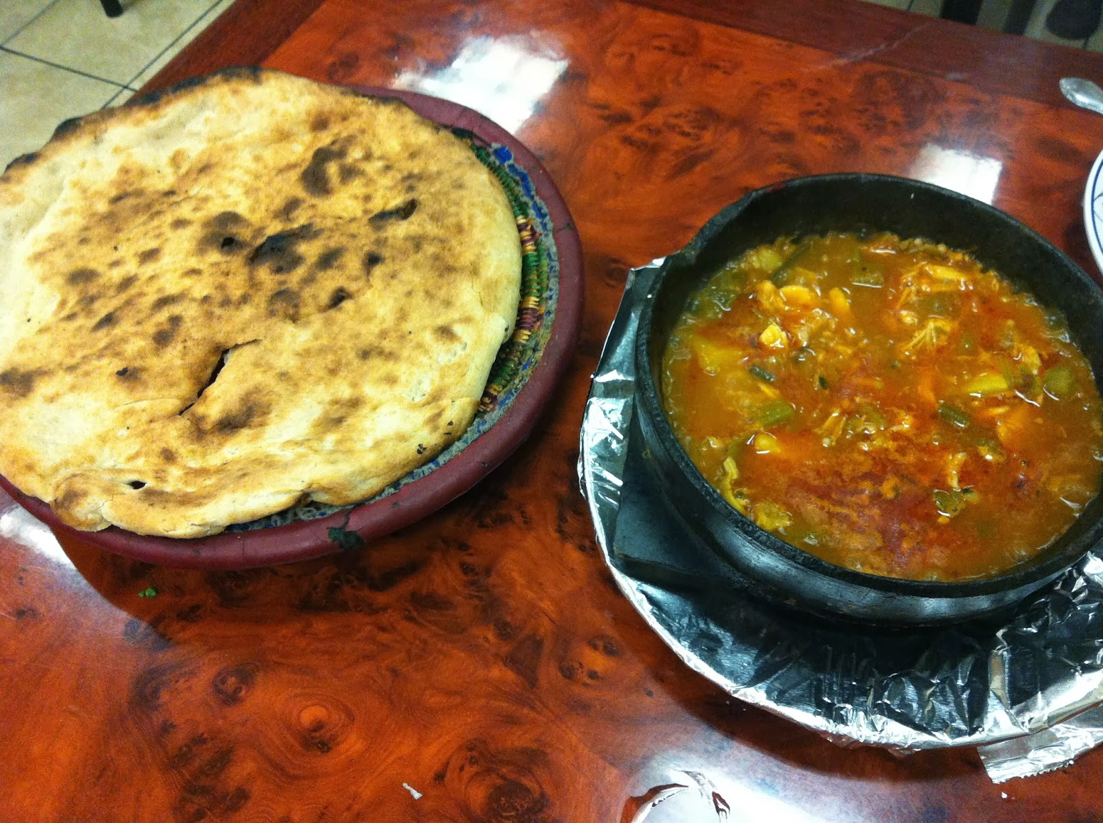 Yemeni Food Globally October 2013