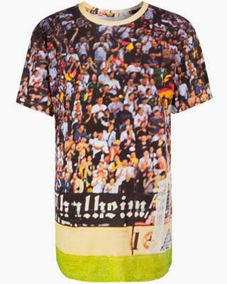 camiseta Eleven Paris Copa del Mundo de fútbol Alemania