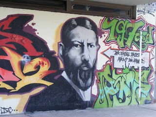 Grafiti Max Weber