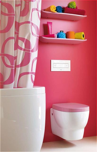 Teen girls bathroom ideas for Girls bathroom ideas