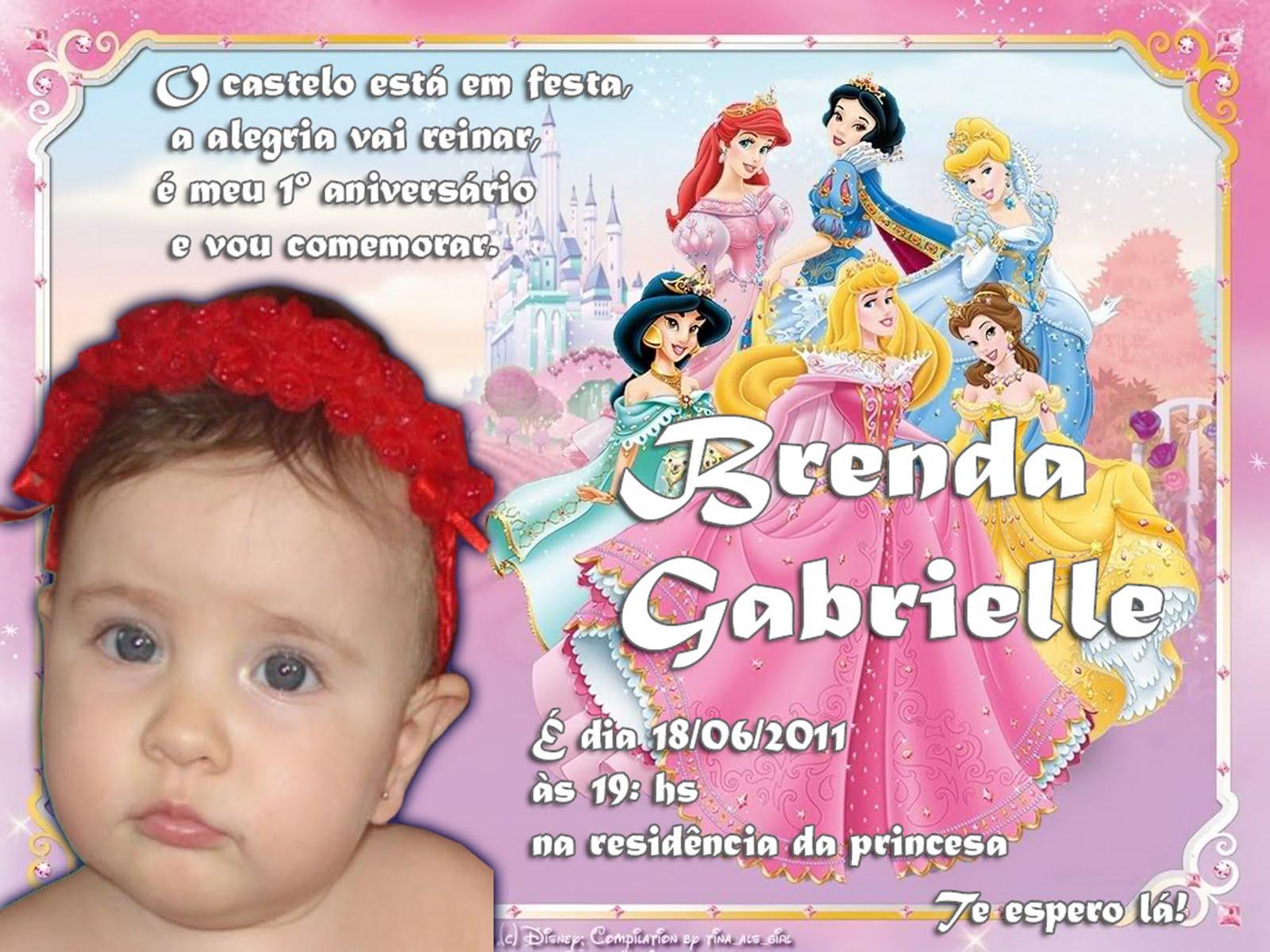 Meus Filhos Minha Vida 11 Meses De Uma Princesa Brenda Minha Filha