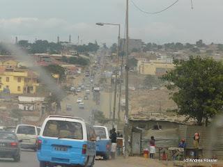 Reisen Afrika Angola Luanda