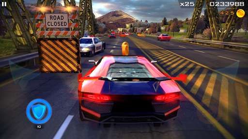 free Redline Rush 1.2.1 Unlimited Money Mod APK + DATA for Android