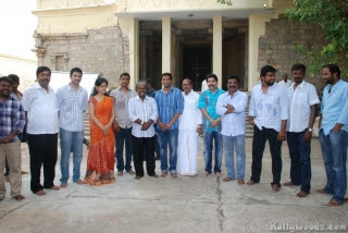 Kanna Laddu Thinna Aasaiyaa movie launch still