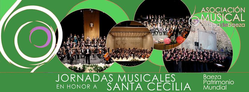 Jornadas Musicales en Honor a Santa Cecilia