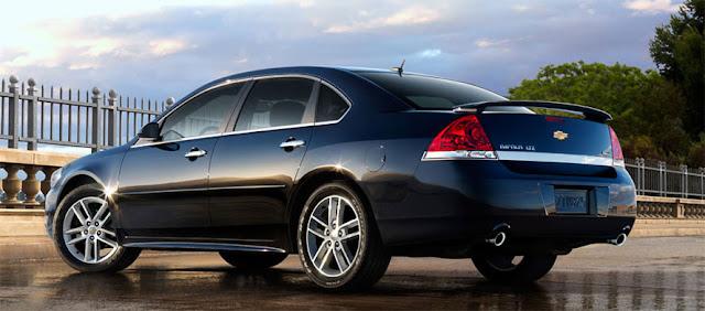 シボレー・インパラ 9代目 | Chevrolet Impala (2006-12)