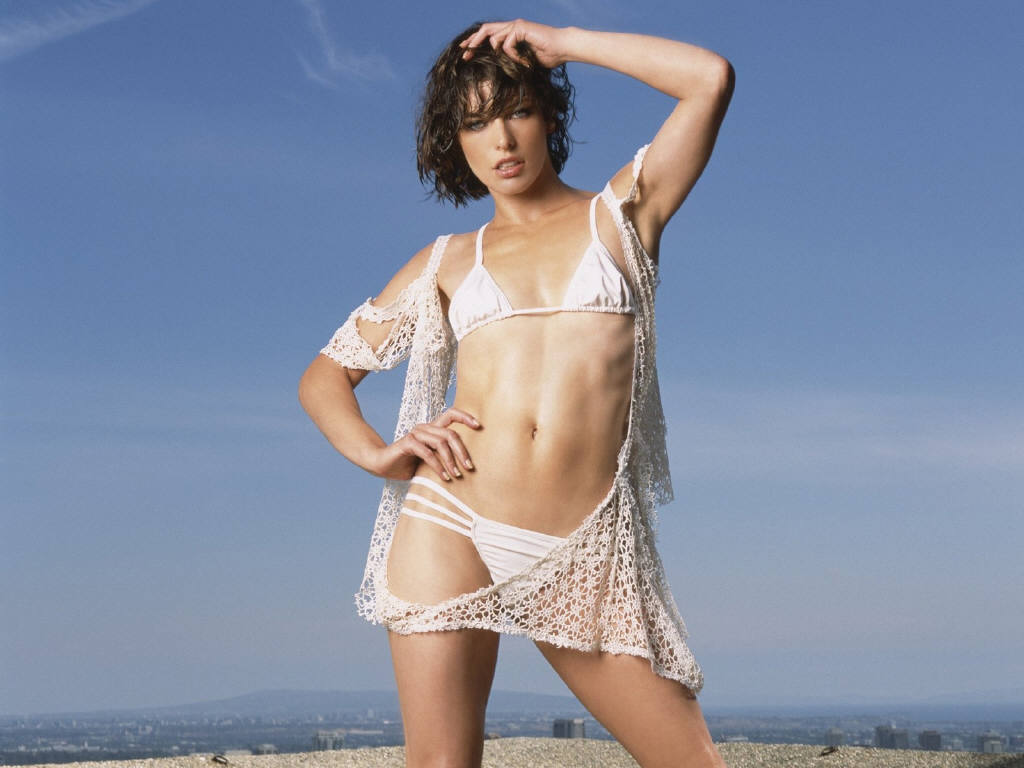 milla jovovich galleries