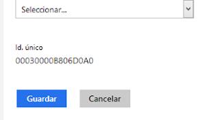 editar inforacion personal correo