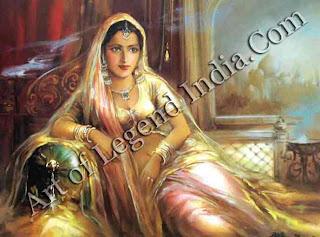 Rajesthani Paintibg