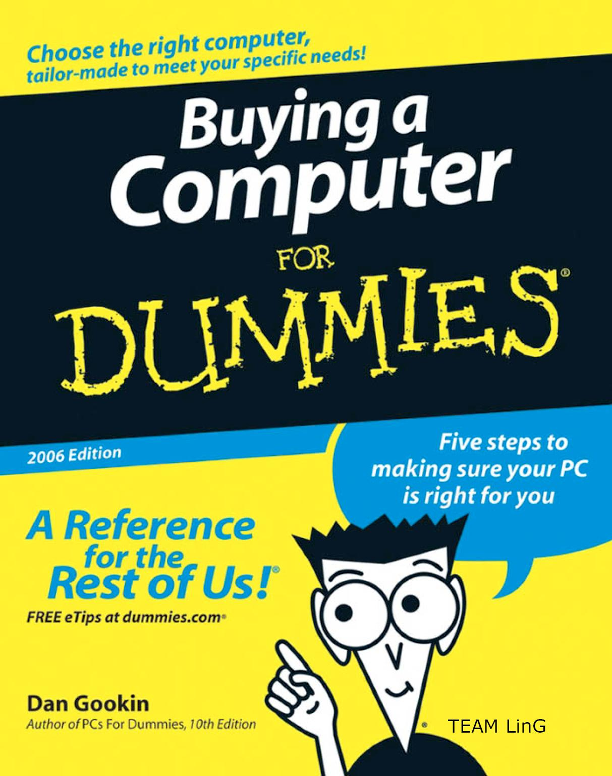 Buying Computer For Dummies|Coffee With E Books (Mediafire Download ...