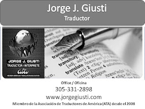 JORGE GIUSTY