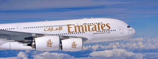 Emirates Airplane