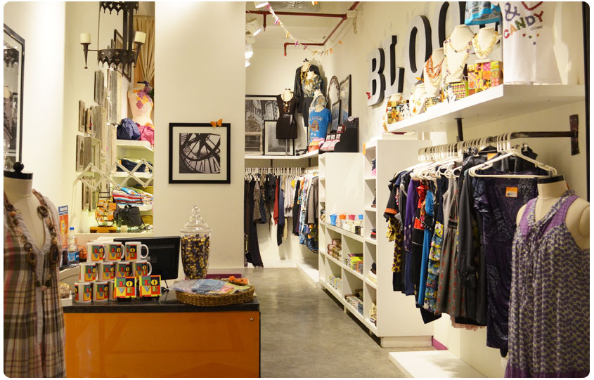 Choice clothing stores