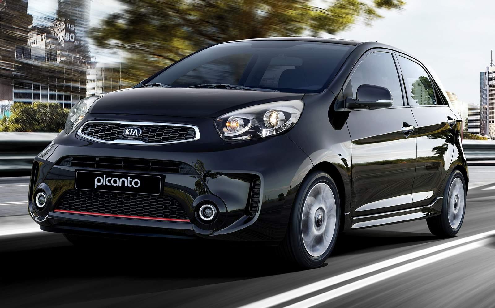 Kia Picanto x Volkswagen up!