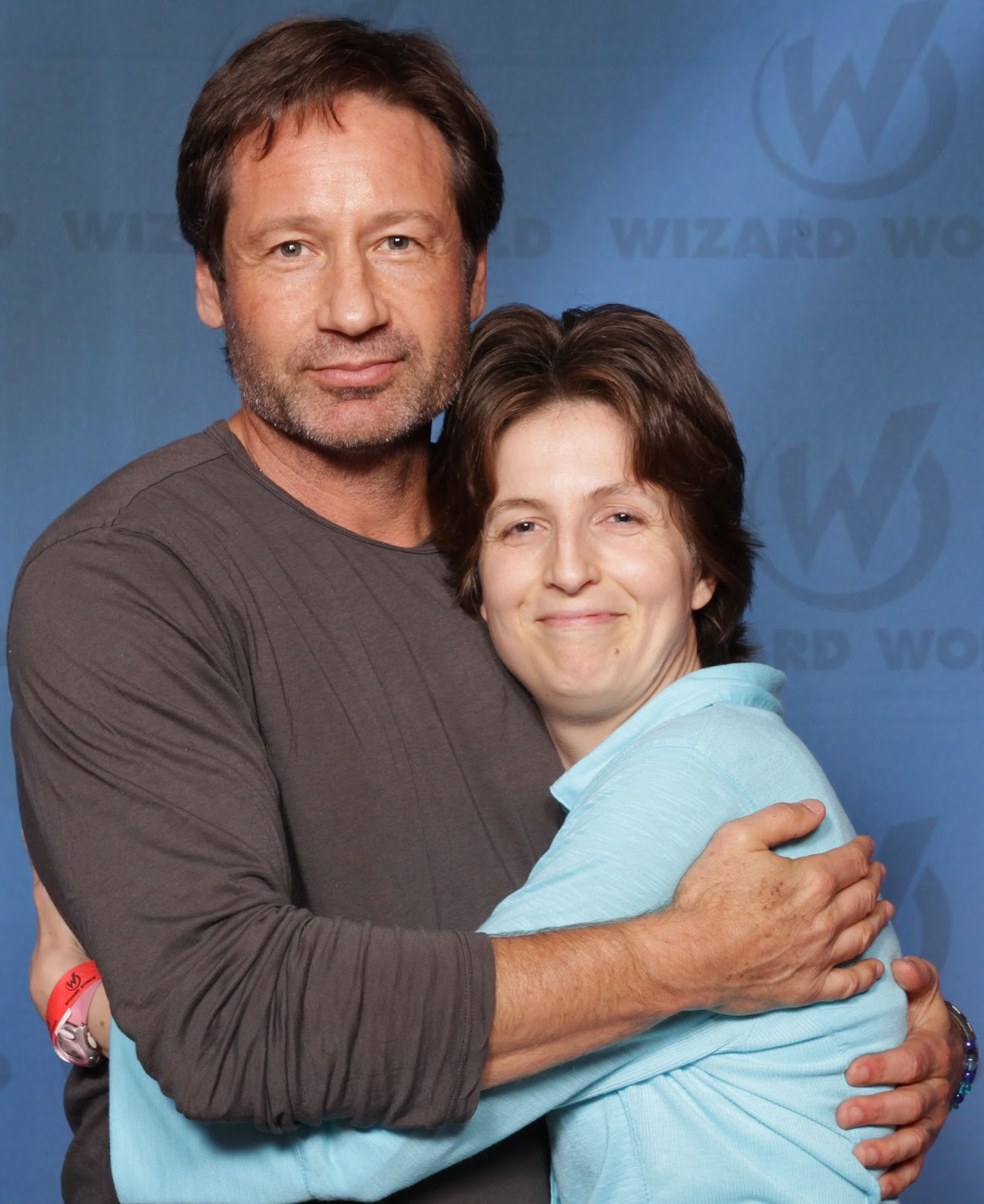 Rebeccas interests and life december 2015 my friends and i took a spontaneous day trip to wizard world pittsburgh to meet david duchovny mulder and mitch pileggi skinner from the x files kristyandbryce Images