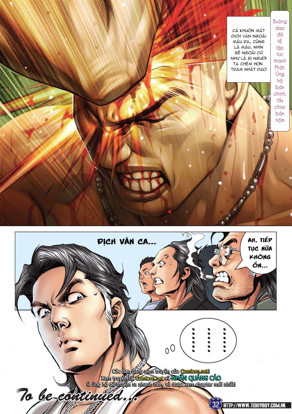 Người Trong Giang Hồ Chap 2141 - Next Chap 2142