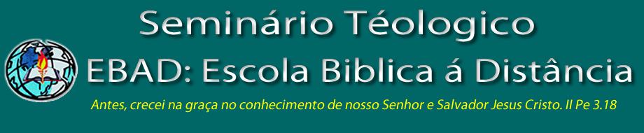 EBAD: Escola Biblica á Distância