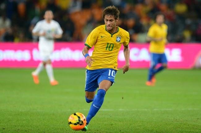 Pertandingan Perdana, Kroasia Ingin Kunci Neymar
